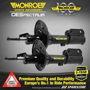 Front Monroe OE Spectrum Shock Absorbers for Nissan Pathfinder IV R52 3.5 13-16