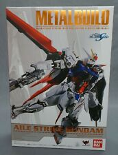 METAL BUILD Mobile Suit Gundam SEED Aile Strike Gundam Bandai Japan NEW