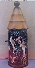 BETTY CAITHNESS 1990 TALL BIRD HOUSE FOLK ART HERITAGE PAINTING PATTERN PACK
