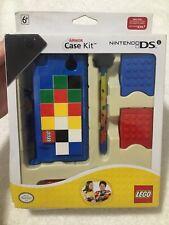 Nintendo DSi Armor Case Kit Lego Blocks NEW!