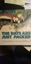 The Days Are Just Packed A Calvin And Hobbes Collection By Bill Watterson 1993
