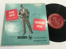"Spade Cooley Sagebrush Swing 10"" Record original Country 9007"