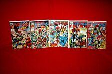 Marvel Comics Hells Angel X-Men 1 thru 5  VVF/NM
