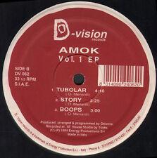 AMOK - Vol.1 EP - D:Vision