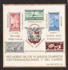 Panama #C47a VF/NH Souvenir Sheet