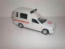 1/43 Russian Moskvich IZH 2717-90 Ambulance Handmade