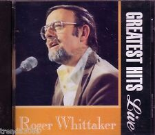 ROGER WHITTAKER Greatest Hits Live CD Classic 70s Pop LAST FAREWELL MAMMY BLUE