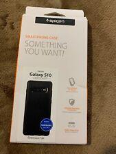 Spigen Liquid Air -  Samsung Galaxy S10 - matte black