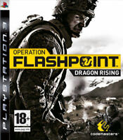 Operation Flashpoint: Dragon Rising (PS3 Game) *GOOD CONDITION*