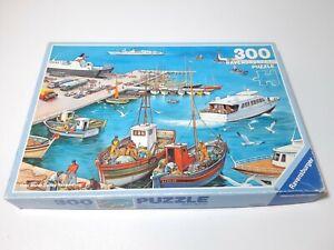 300 Pieces Puzzle - Am Ocean - Ravensburger - 100% Complete