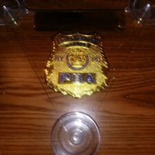 PBA CAR SHIELD BADGE (FAMILY MEMBER) NYPD,DEA,AGENT,CERT,DETECTIVE,GLOCK,HK,SIG)