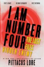 I Am Number Four : The Lost Files Hidden Enemy, Paperback by Lore, Pittacus, ...