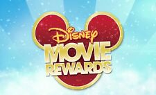 100 Disney Movie Rewards DMR Points Code DESCENDANTS 1 & 2 2-Movie Collection