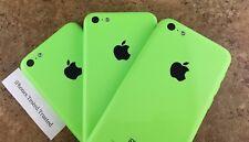 Apple iPhone 5C 16GB Green Unlocked TMobile ATT Straight Talk Cricket Metro PCS