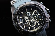 Invicta 52mm Marvel T'Challa King of WAKANDA Black Panther Chrono Lim. Ed. Watch