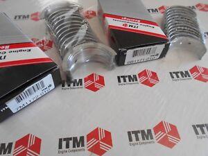 Main & Rod Bearing Set -.010 undersize - fits 240Z - 260Z - 280Z - 280ZX - 810