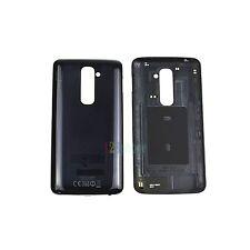 NFC + REAR BACK DOOR HOUSING BATTERY COVER FOR LG G2 D805 D802 D801 LS980 #BLACK