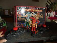 Boite Ancien Jeu de Combat MB Electronic Karate Fighters 1997 Transformers