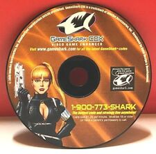 GAME SHARK CDX: VIDEO GAME ENHANCER (DISC ONLY) #7412