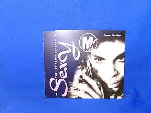PRINCE SEXY MF - RARE CD SINGLE GERMAN PRESSING NM