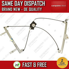 FOR PEUGEOT 307 CC 2009>2014 FRONT LEFT SIDE WINDOW REGULATOR W/OUT MOTOR 9221W0