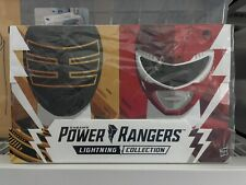 Power Rangers SDCC 2019 Ex Armored Red & Zeo Gold Figures Lightning Collection