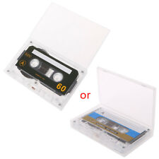 60 Minutes Standard Cassette Blank Tape Empty Audio Recording For Music Player
