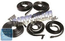 1962 Chevrolet Impala Weatherstrip Kit - Door / Roof / Trunk