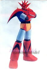 GETTER ROBO G> Getter Dragon Cross Arms Vers,None Scale Unpainted Resin ModelKit