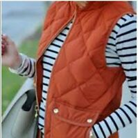 Talbots Petite Quilted Vest