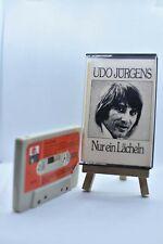Udo Jürgens - Nur ein Lächeln  - MC - Musikkassette - Cassette
