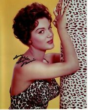 CONNIE FRANCIS Signed Photo w/ Hologram COA
