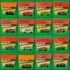 diecART - BULGARIAN MATCHBOX SUPERFAST FORD GT40, VARIATIONS, DIECAST CAR MINT
