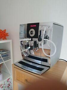 Jura Impressa J9  Chrom  Kaffeevollautomat