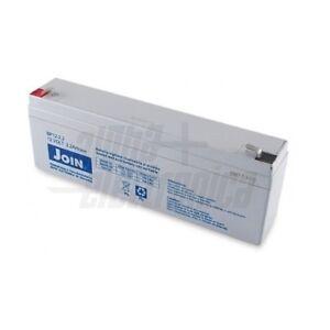 Batteria al piombo 12V 2,2Ah - AGM BP12-2,2 Alpha elettronica