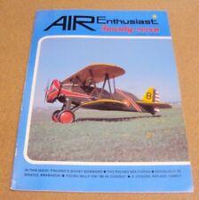 AIR Enthusiast Magazine # 27 Tupolev SB-2 Brabazon Boeing P-12E Douglas P-70