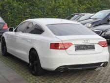Audi A5 8T Sportback VFL Diffusor Heckdiffusor S-Line Look mit Gitter