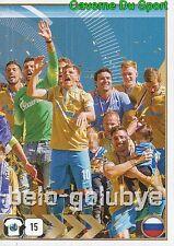748 FC ZENIT TEAM 2/2 FC ZENIT FIFA 365 PANINI