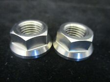 Honda CR250 1987-2007 SUPERLITE Titanium lower engine mounting nuts TI5047