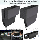 Auto Car Seat Gap Catcher Storage PU Box Organizer Cup Crevice Pocket Stowing US