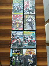 More details for motorcycle dvd bundle - 9 discs