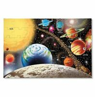 Melissa and Doug 10413 - Jumbo Solar System Floor Puzzle - 48 Pieces - NEW!!