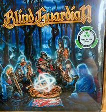 Blind Guardian Somewhere Far Beyond Re Yellow Vinil