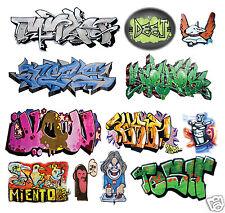 O Scale Custom Graffiti Decals #8 - Weather Your Box Cars, Gondolas & Hoppers!