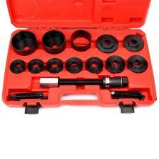 19pc Master Set Front Wheel Hub Drive Bearing Removal Install Service Tool Kit