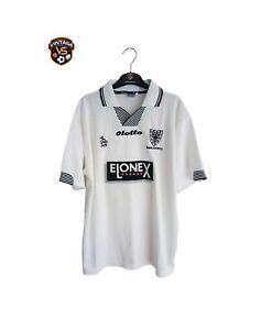 Vintage ORIGINAL Wimbledon FC Football Third Shirt 1997-1999 (L Lotto Crazy Gang