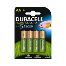 Duracell StayCharged NiMH Hr6 Mn1500 AA 2400 mAh Rechargeable Battery