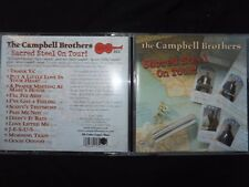 CD THE CAMPBELL BROTHERS / SACRED STEEL ON TOUR /