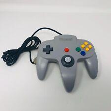 Nintendo 64 Controller Gray OEM Tight Stick