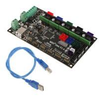 La carte de contrôleur d'imprimante 3D de MKS Gen V1.4 remplacent RAMPS1.4